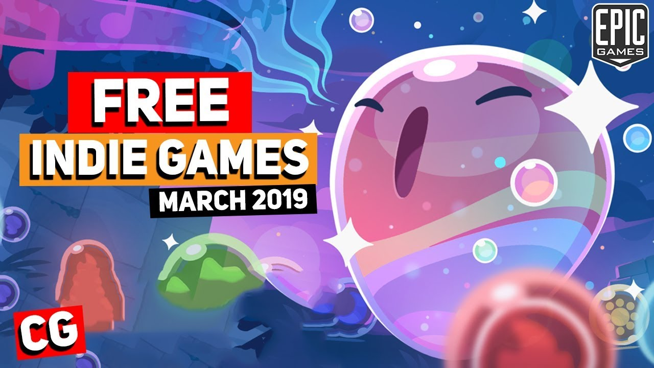 FREE on the Epic Games Store: March 2019 | Slime Rancher ...