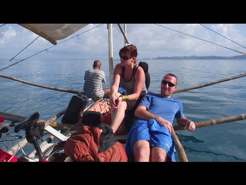 Crazy Story: Stranded at Sea in the Philippines!