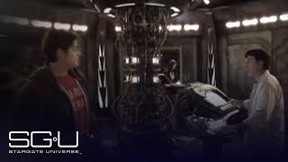Stargate Universe - Kino 21 - The Apple Core