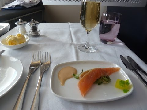 British Airways First Class | London to Los Angeles | British Airways A380 | British Airways Review
