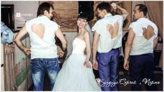 Свадьба, Пермь, фото - видеоотчет, 4 июля 2015г.
