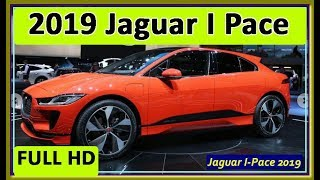 JAGUAR IPACE -  2019 Jaguar IPace Electric Car Review