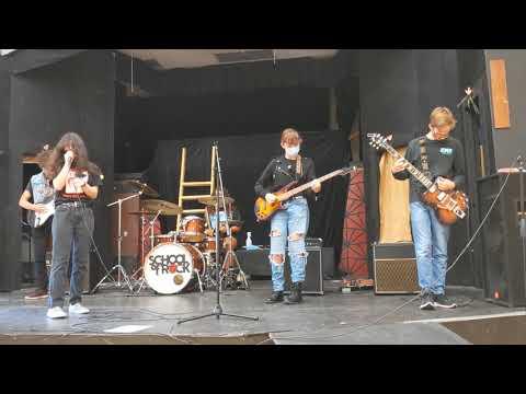 "06/27/20 - Iron Maiden: ""Wrathchild"" (EA Young Academy, N. Richland Hills, TX)"