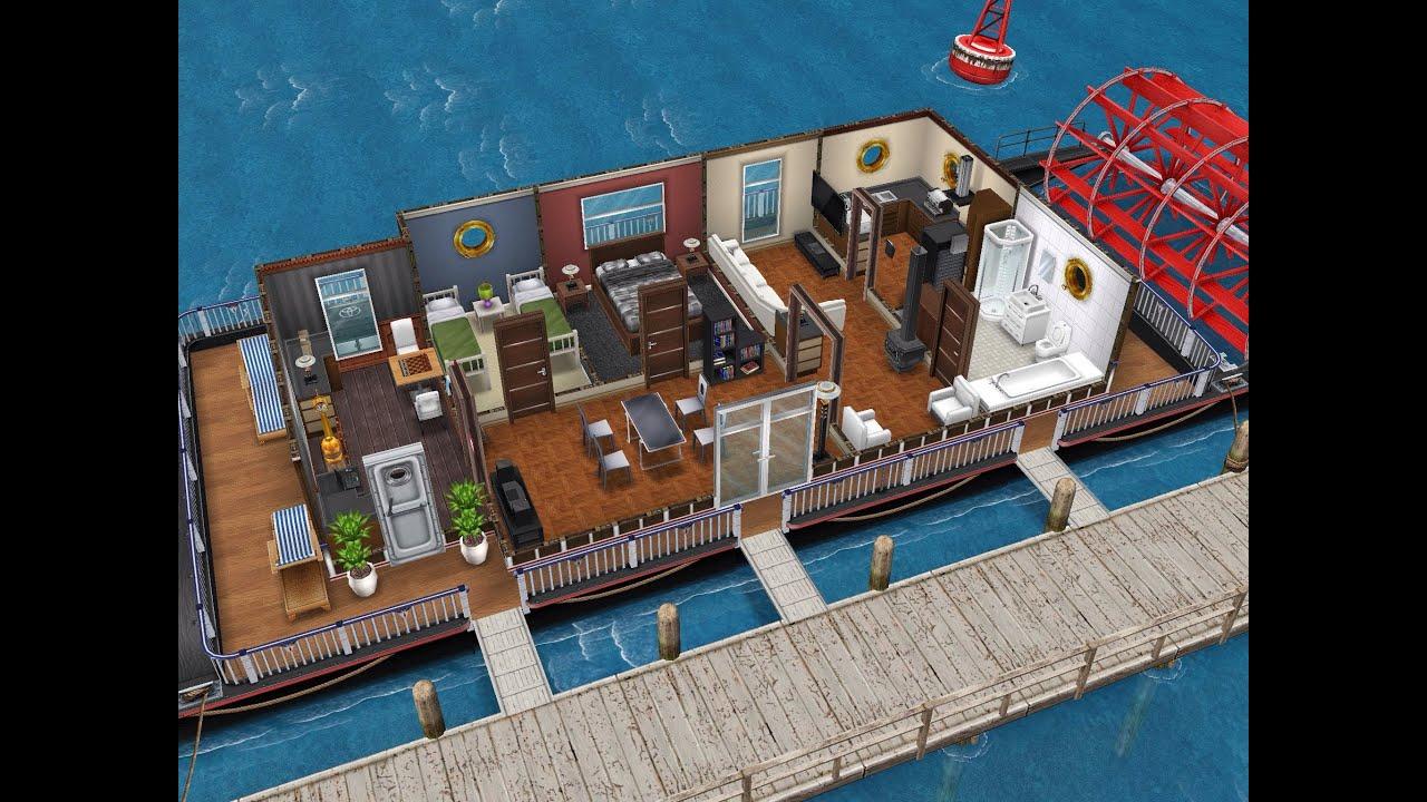 Sims Freeplay Dream House