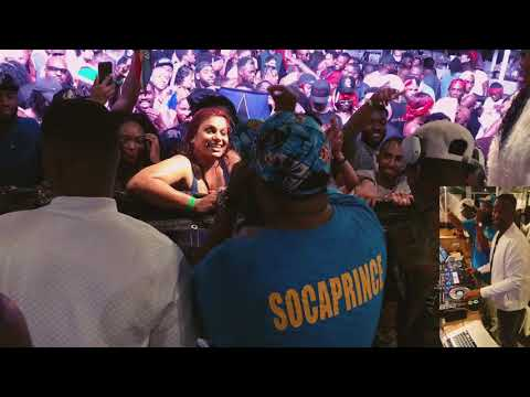 Scratch Master Vs Puffy Live At Cabana Pool Bar Toronto