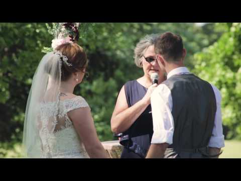 Heather and Zack Cripe Wedding: The Full...
