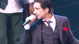 Alejandro Fernández - Me dedique a perderte - No se olvidar - Luna Park - Argentina - 15/03/2014
