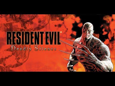 Live Resident Evil Deadly Silence Ds