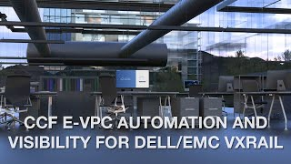 CCF Automation for Dell EMC VxRail