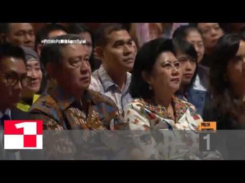 10 Program Aksi Jakarta Untuk Rakyat - (Agus - Sylvi Nomor Satu)
