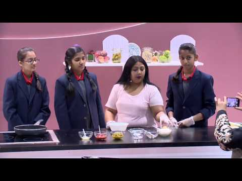 Chef Irfana - Cooking with Children