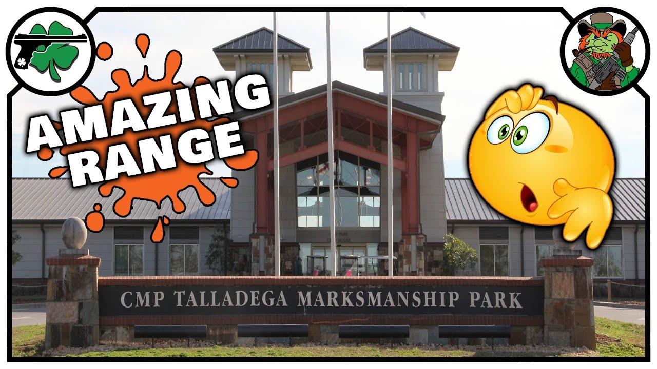 CMP Talladega Marksmanship Park | 2021 Shooting Sports Showcase
