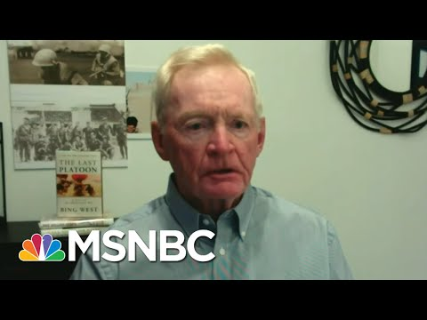Author And Veteran Weighs In On Troop Withdrawal, New Book   Morning Joe   MSNBC