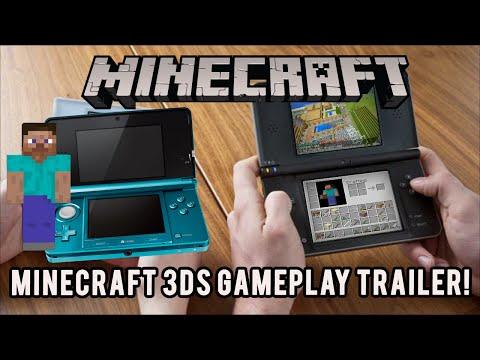 minecraft-nintendo-3ds:-official-gameplay-trailer-(hd)
