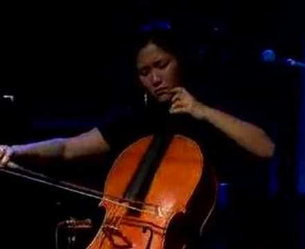 Ronnie Segev presents Jihyun Kim Cello solo-- TOCmusic