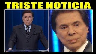 Triste Notícia Silvio Santos   Famoso na UUTTII !