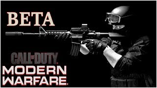 Call of Duty®: Modern Warfare® Beta Multiplayer Stream PC [1080p  60fps]