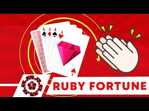 Ruby Fortune 온라인 【전체 리뷰 & 슬롯 2021】 video preview