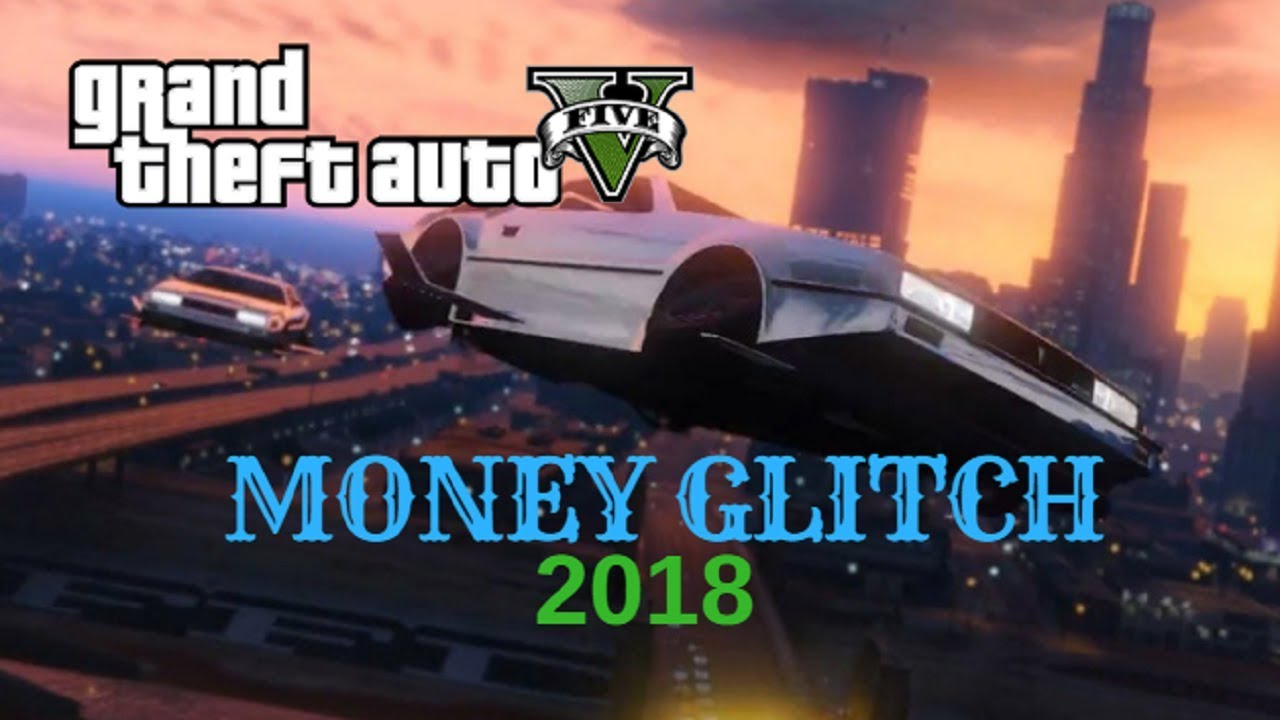 FULLY WORKING GTA 5 MONEY GLITCH - WORKING Feb 2018 - YouTube