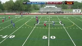 MD MAJOR IZEE AUTO BODY FC VS SURE SPORT FC 5 13 2018