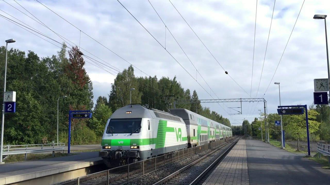 Vr Helsinki Tampere