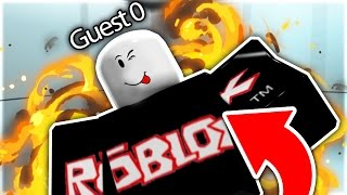 Roblox | Murder Mystery 2 | THE FIRST GUEST EVER CREATED!!