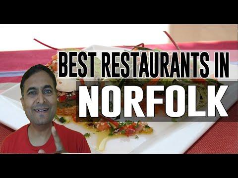 Best Restaurants And Places To Eat In Norfolk, Virginia VA
