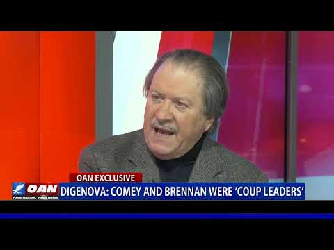 DiGenova: Comey and Brennan were 'coup leaders'