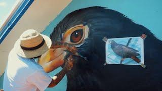 Māori artists join campaign to save Samoa's national bird