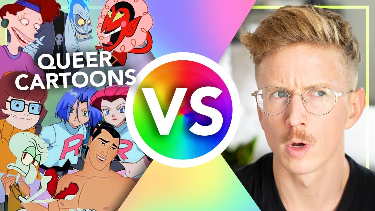 Who Would Win in a Fight (Me vs. Queer Cartoons)
