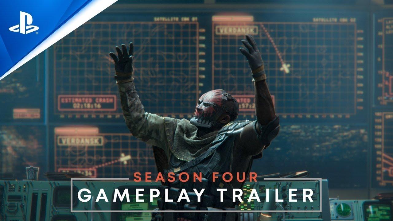Call of Duty: Black Ops Cold War & Warzone - Temporada Quatro - Trailer do gamplay   PS5, PS4
