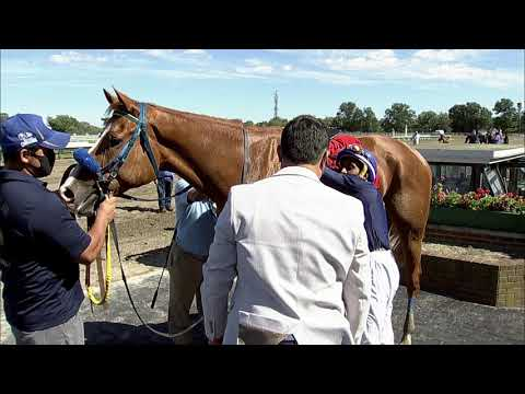 video thumbnail for MONMOUTH PARK 08-30-20 RACE 6