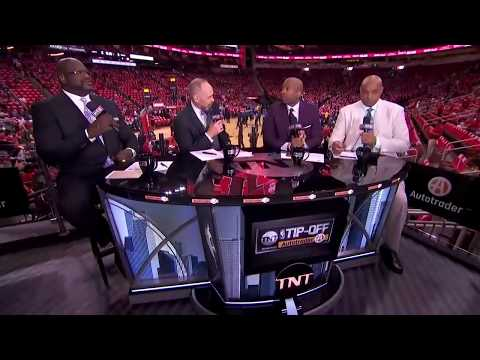Inside the NBA: Handle Of The Year Announced