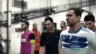 Обзор Pro Evolution Soccer 2012
