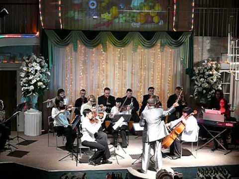 Оркестр херсонского драмтеатра