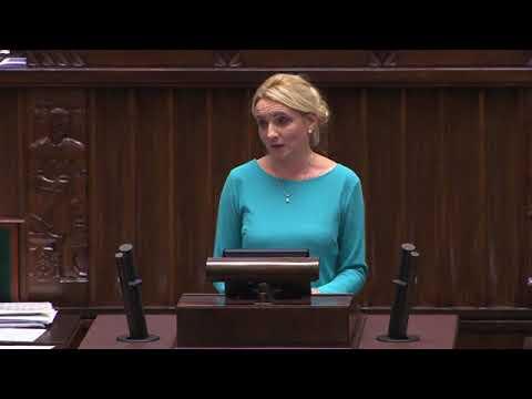Agnieszka Ścigaj – wystąpienie z 14 grudnia 2017 r.