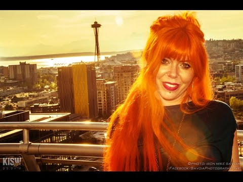 Jolenes Last Ride - KISW 99.9FM Studios - Windowpane - Witchburn - Seattle 5.29.15