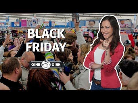 ¿ Qué es el Black Friday y Cyber Monday?