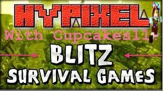 Blitz Survival Games EP37 ITS RAININ KILLS