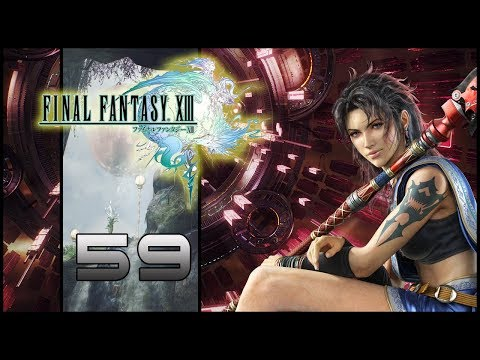 Guia Final Fantasy XIII (PS3) Parte 59 - Cuna del Huerfano (1-3)