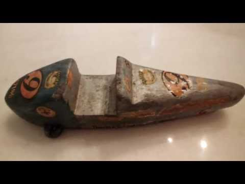 Pinewood Derby Car - 50 years old