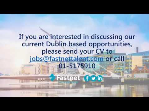 Career Search: What does Dublin have to offer?