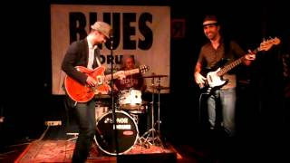 GRINEVICH BLUES BAND Every Day I Have The Blues 26 11 15