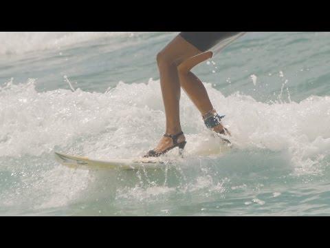 Сёрфинг на каблуках