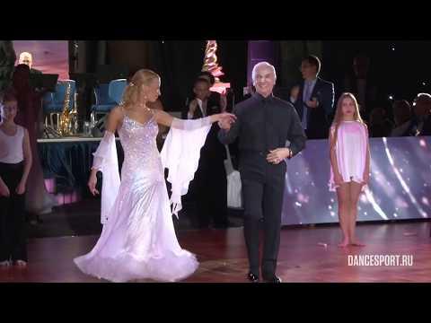 Станислав Попов, Танец на юбилейном вечере