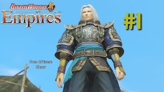 Dynasty Warriors 8 Empires [PS4] | Empire Mode | Shew playthrough!