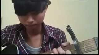 My Love - Westlife Guitar Fingerstyle Khmer Cover