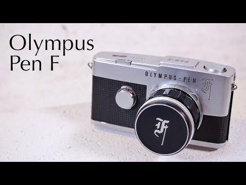 Olympus Pen F Review (35mm half-frame camera)