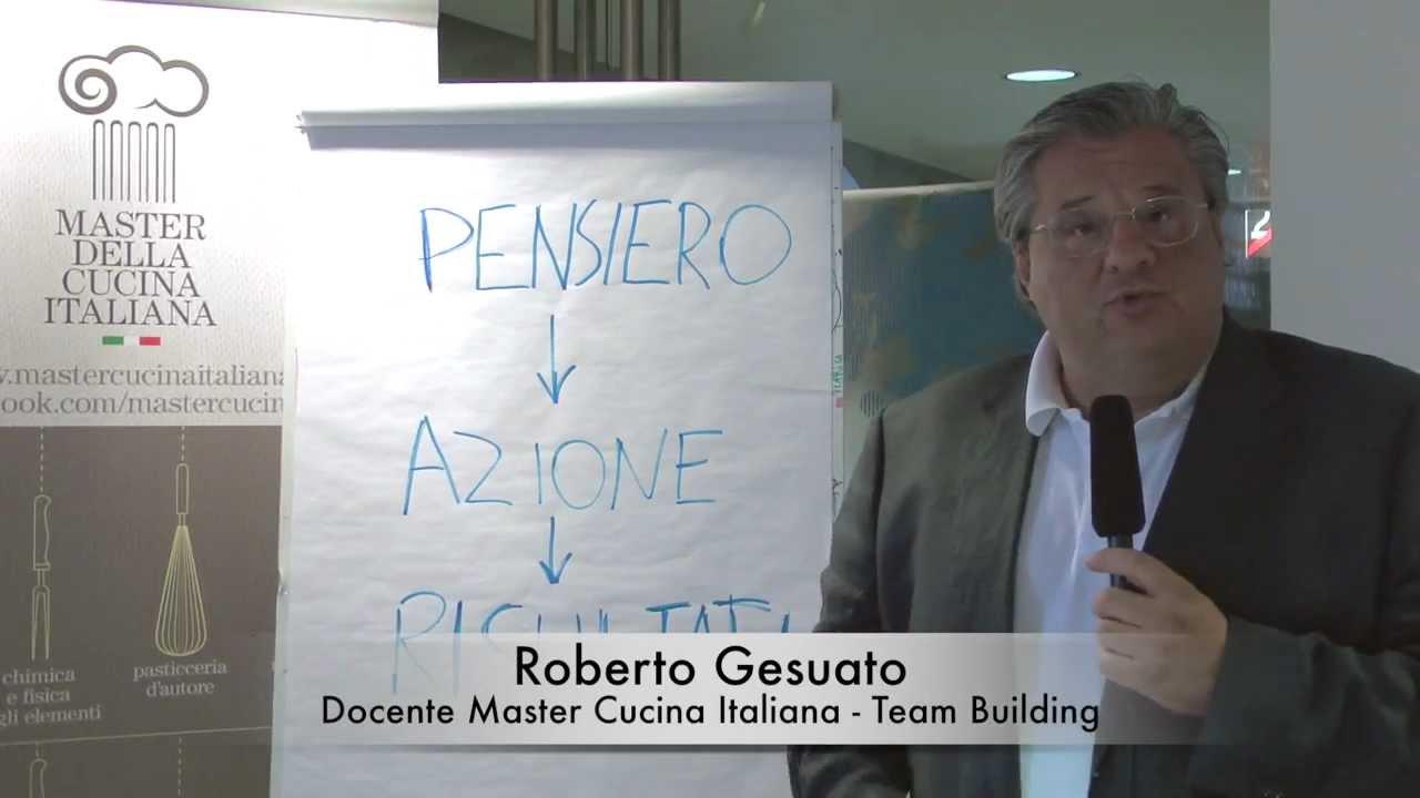master della cucina italiana: roberto gesuato, docente team ... - Master Cucina Italiana