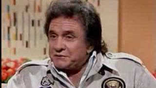 Johnny Cash - Interview